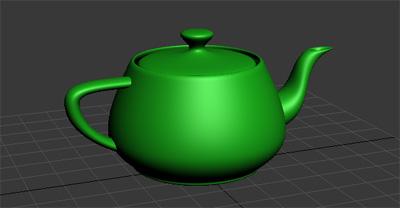 По направляющей объекты 3D max