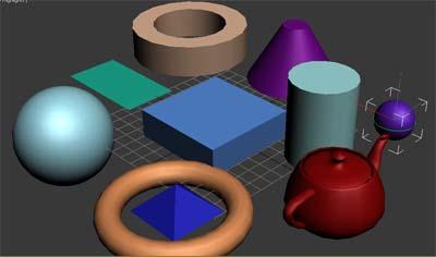 3d объекты