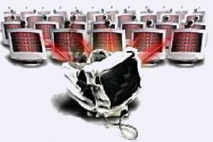 На кого направлены DDoS-атаки?