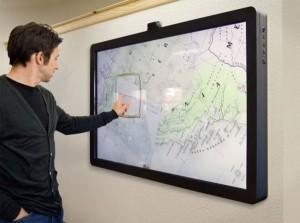 Мультисенсорный экран