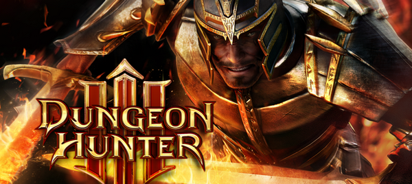 Gameloft HD Games: Dungeon Hunter HD for Android