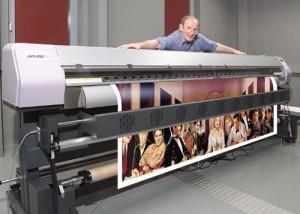 Отличия принтера от плоттера